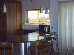 Shell Bay Beach House Kitchen
