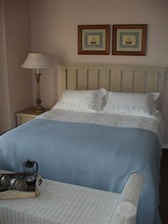 Shell Bay Beach House Bedroom