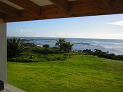 Shell Bay Beach House Ocean view